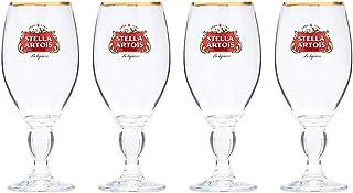 Stella Artois Glasses Set Of 6