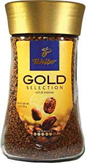 Tchibo Gold Selection Instant Coffee, 3.5 Ounce