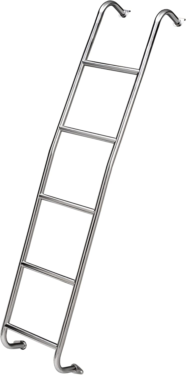 Surco Discount is also underway Max 46% OFF 093NV Short Stainless Steel Ladder Van NV for Nissan