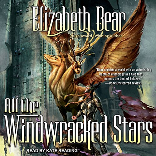 All the Windwracked Stars audiobook cover art