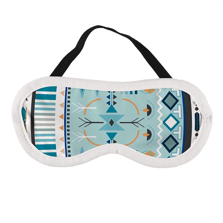 Bohemian Pattern Sleep Seattle Mall Eye Mask Light Blocking Max 76% OFF Comfortable Blind