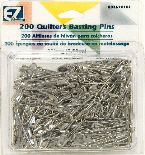 EZ Quilting Simplicity - Spille da Balia Quilter, Confezione da 200