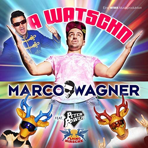 Marco Wagner & Peter Power feat.  Flying Hirsche