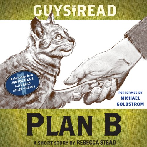 Couverture de Guys Read: Plan B