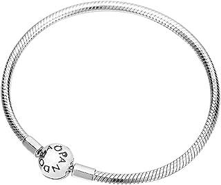 Pandora Women Silver Charm Bracelet - 59072819