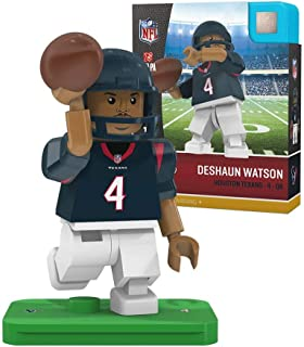 NFL Houston Texans Sports Fan Bobble Head Toy Figures, red White/Blue, One Size