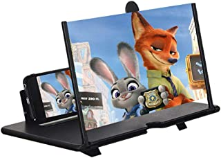 Amplificador de tela para telefone celular 3D de 12 polegadas da Ceepko, amplificador de tela para celular HD, proteção de...