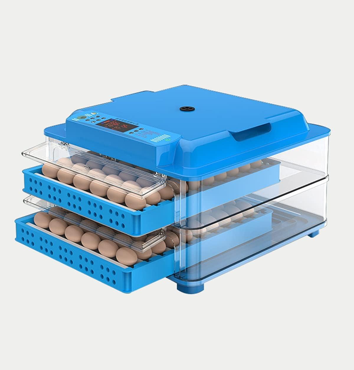 YAWEDA Cheap Egg Max 55% OFF Incubator Automatic with Eggs 128 Temperatu