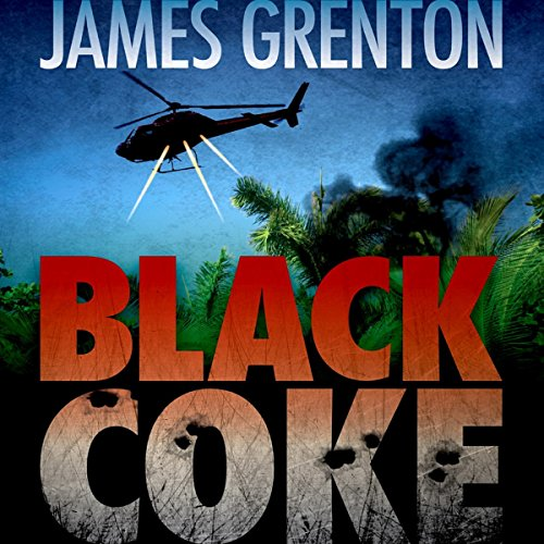 Black Coke audiobook cover art
