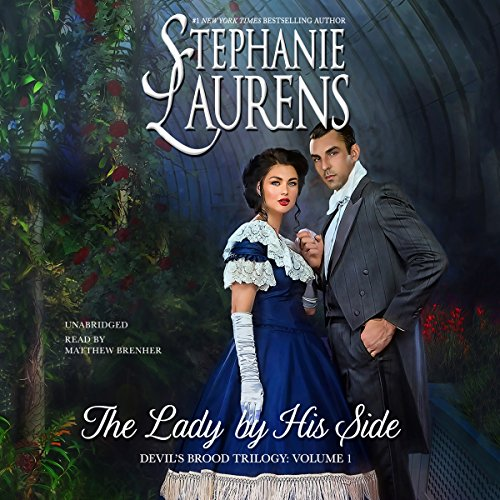 The Lady by His Side audiobook cover art