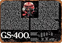 エンジンの壁の金属のポスターレトロなプラークの警告ブリキのサインヴィンテージ鉄の絵画の装飾オフィスの寝室のリビングルームのクラブのための面白い吊り工芸品