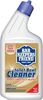 Bar Keepers Friend Clear Toilet Bowl Cleaner, 700 ml Multicolor