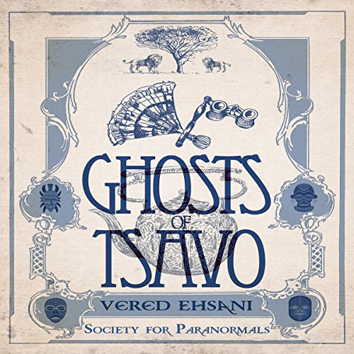 Couverture de Ghosts of Tsavo