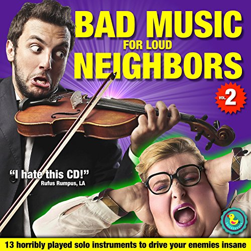 Bad Melodica (Hohner's Revenge)