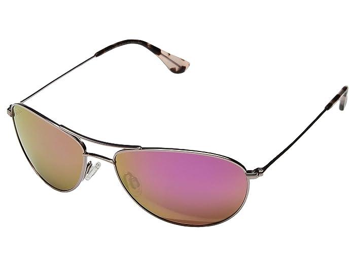 Baby Beach (Rose Gold/Maui Sunrise (Pink)) Sport Sunglasses