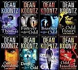 8 book set of Odd Thomas (Complete 1-7) Plus Odd Interlude (Odd Thomas, Forever Odd, Brother Odd, Odd Hours, Odd Interlude, Odd Apocalypse, Deeply Odd, Saint Odd)