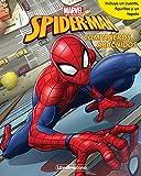 Spider-Man. Libroaventuras. Compañeros arácnidos: Incluye un cuento, figuritas y un tapete