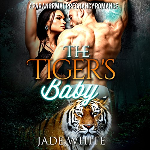 The Tiger's Baby audiobook cover art