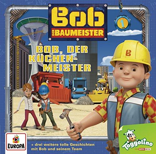 001 1 - Bob der Küchenmeister Bob der Baumeister