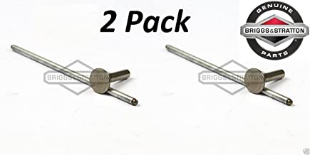 Briggs & Stratton 592673 Pack of 2 Push Rods