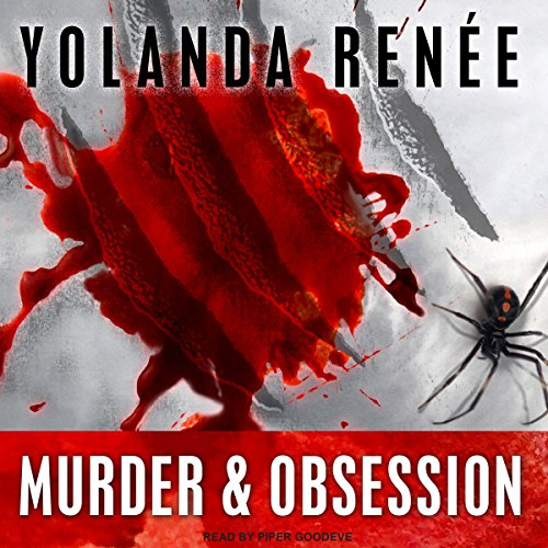Murder & Obsession audiobook cover art