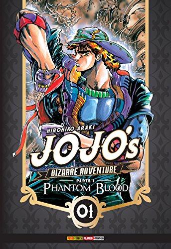 Jojo'S Bizarre Adventure - Parte 1 - Phantom Blood - Volume 1