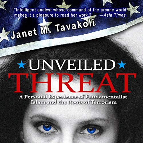 Unveiled Threat cover art