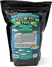 Bait Pen Feed Live Bait Feed Prime Condition Aquatic Nutrition 2 lb