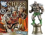 dc comics Chess Figurine Collection Nº 55 Doomsday