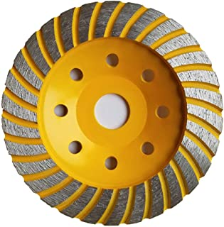 5 inch concrete grinding disc