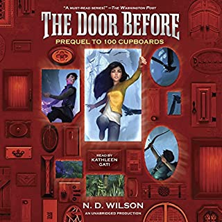 The Door Before cover art