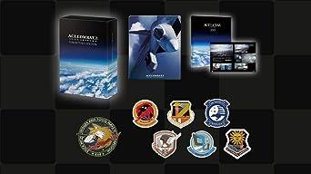 【PS4】ACE COMBAT™ 7: SKIES UNKNOWN COLLECTOR'S EDITION【早期購入特典】「ACE COMBAT™ 5: THE UNSUNG WAR ( PS2移植版) 」 「プレイアブル機体 F-4E PhantomII」「歴代シリーズ人気機体スキン3種」がダウンロードできるプロダクトコード (封入)