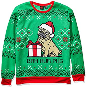 Best ugly christmas sweater pug Reviews
