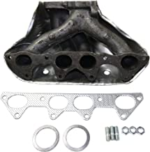 Exhaust Manifold compatible with Honda Accord 94-97 w/Wrap Around Heat Shield 4Cyl