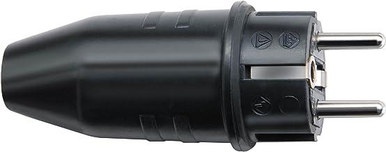 Brennenstuhl Veiligheidscontact-rubberen stekker 230 V/16 A IP44, 1082040
