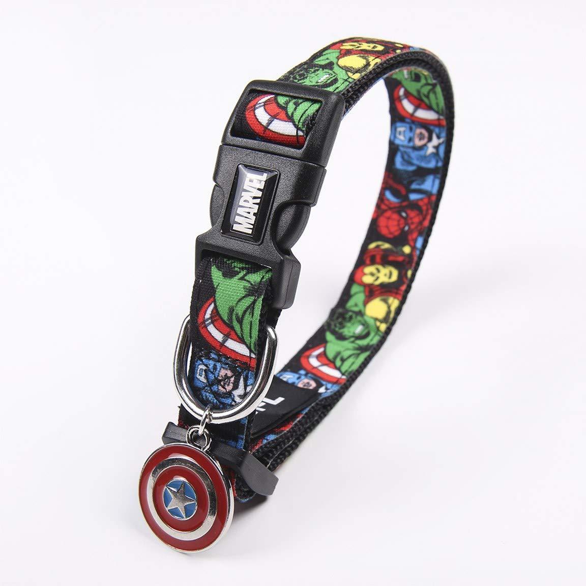 Collare Cane Marvel® per Cane Mini - Licenza Ufficiale Disney Marvel®:  Amazon.it: Prodotti per animali domestici