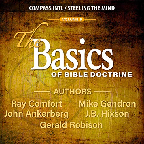 The Basics of Bible Doctrine, Volume 5  By  cover art