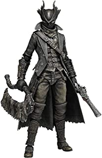 LIAN Hunter Figma Action Figure Bloodborne Multiple Expressions High 15CM