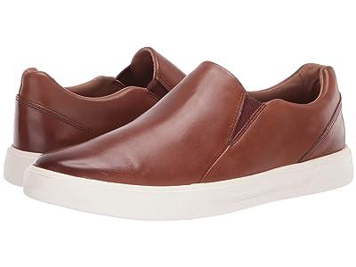 Clarks Un Costa Step (British Tan Leather) Men