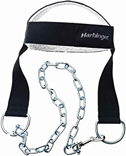 By Harbinger Padded Nylon Head Harness