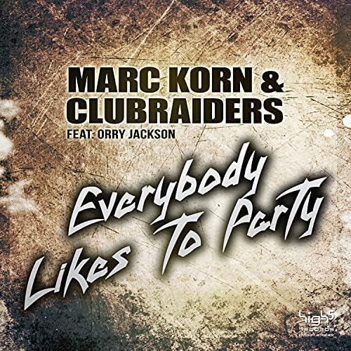 Marc Korn & Clubraiders feat. Orry Jackson