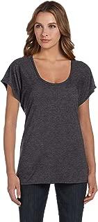 Bella Ladies' 3.7 oz. Melody Flowy T-Shirt B8801