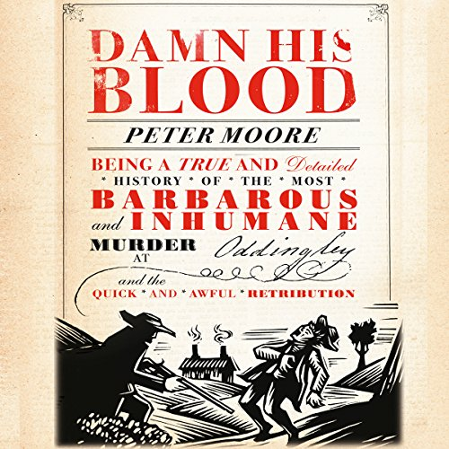 Damn His Blood cover art