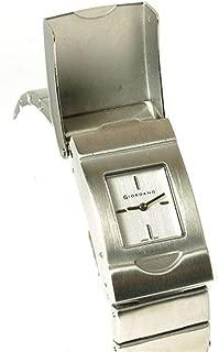 GIORDANO 2041-5 Ladies Silver Tone Bracelet Strap Watch