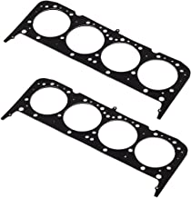 2X For SBC CHEVY 350 383 MLS Multi Layer Steel Head Gasket 4.065