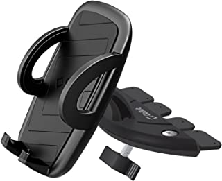 Cellet CD Slot Mount Car Phone Holder Cradle Compatible for Samsung Note 9 8 5 Galaxy S10 S10+ S9 S9 Plus S8+ S8 Active S7...