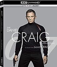 James Bond 007-La Collection Daniel Craig : Casino Royale + Quantum of Solace + Skyfall +..