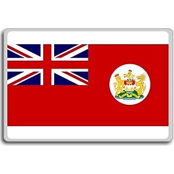 Hong Kong Flag fridge magnet