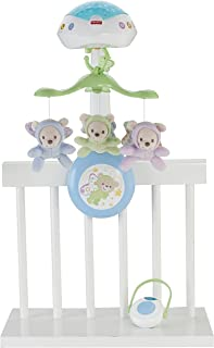 Fisher-Price Butterfly Dreams 3-in-1 Projection Mobile Multi Color, CDN41