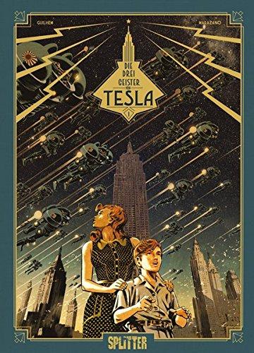 Die drei Geister von Tesla. Band 1: Das štokavische Geheimnis